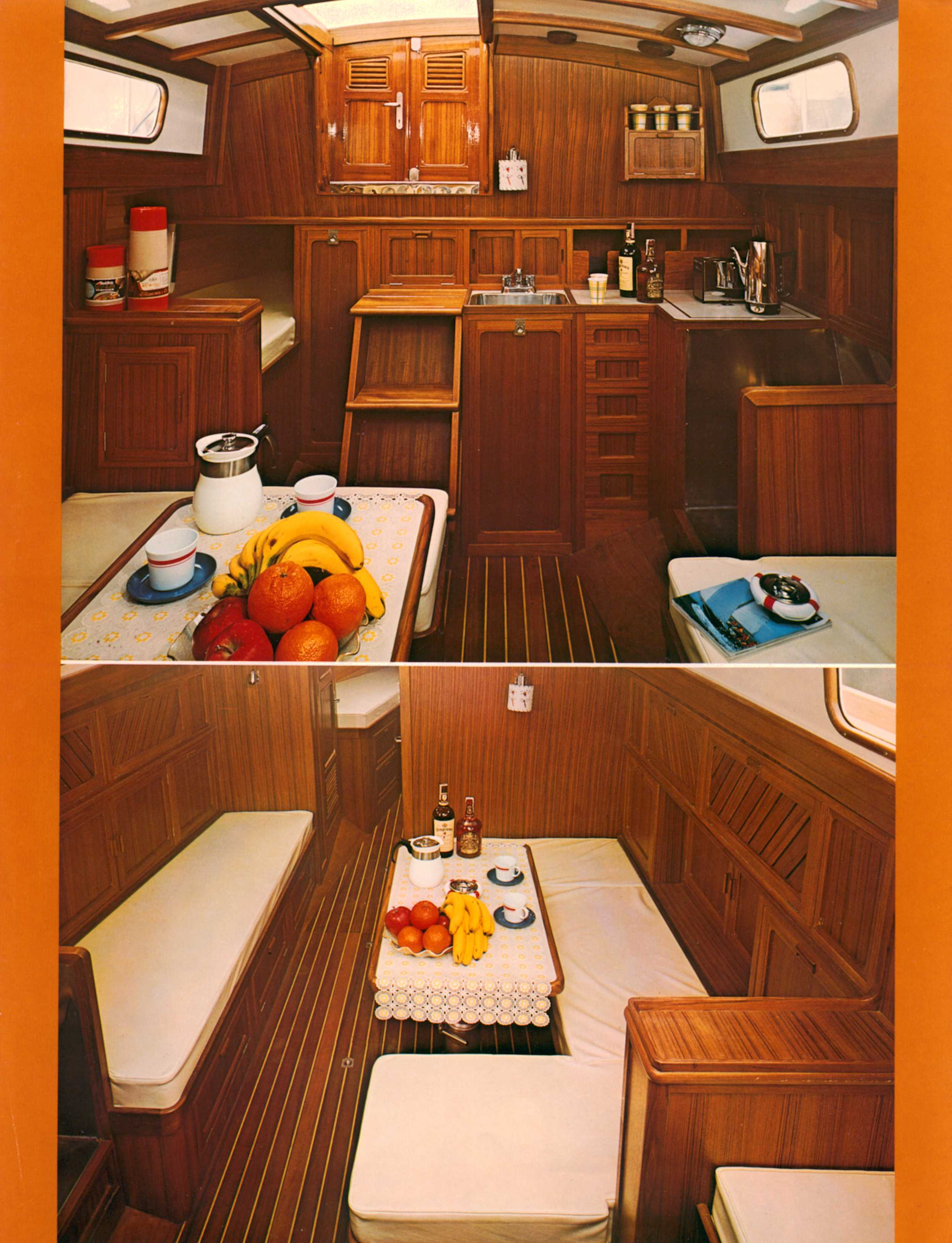 Small Sailboat Interior Design Images amp Pictures Becuo